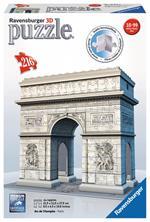 Arco di Trionfo. Puzzle 216 Pezzi 3D