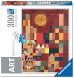 Paul Klee : Castle and Sun Ravensburger Puzzle 300 pz Arte