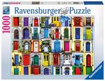 Porte del mondo Ravensburger Puzzle 1000 pz - Fantasy