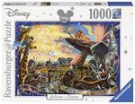 Disney Classic Il Re Leone Puzzle 1000 pezzi Ravensburger (19747)