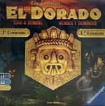 El Dorado - Eroi e demoni. Gioco da tavolo