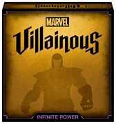Family Games. Marvel Villainous