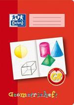 Oxford 100050109 quaderno per scrivere A4 Rosso