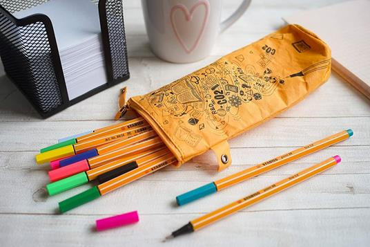 Penna a punta fine Stabilo point 88 - Astuccio 20 colori - 4