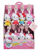 Portachiavi Hello Kitty Peluche cm 10
