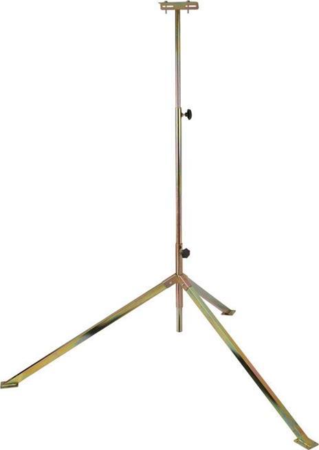 Brennenstuhl 1170610020 treppiede 3 gamba/gambe Nero, Giallo
