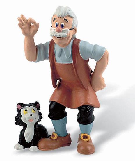 Disney Pinocchio figures. Geppetto