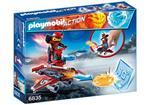 Playmobil Fire-Robot con Space-Jet Lanciadischi (6835)