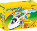 Playmobil 1. 2. 3 (70185). Aereo Passeggeri 1. 2. 3