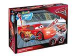 Modellino Cars 3 Lightning Mc Queen. Junior Kit (Lights & Sound) Revell