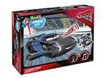 Modellino Cars 3 Jackson Storm. Junior Kit (Lights & Sound) Revell