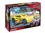 Modellino Cars 3 Cruz Ramirez. Junior Kit (Lights & Sound) Revell