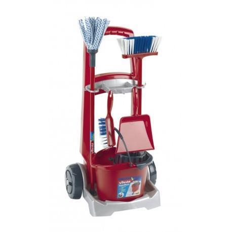 Vileda cleaning trolley 47017378