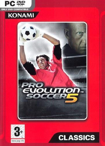 Pro Evolution Soccer 5 - PC - 2