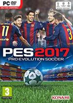 PES 2017 Pro Evolution Soccer - PC