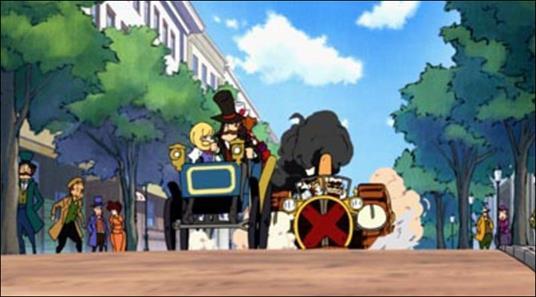 Dr Lautrec e i Cavalieri Perduti - 3DS - 5