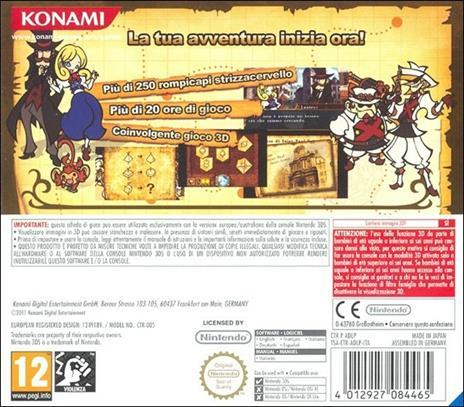 Dr Lautrec e i Cavalieri Perduti - 3DS - 6