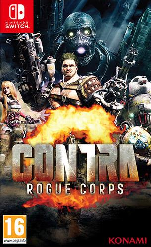 Contra: Rogue Corps - SWITCH