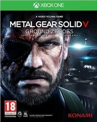 Metal Gear Solid V: Ground Zeroes - XONE