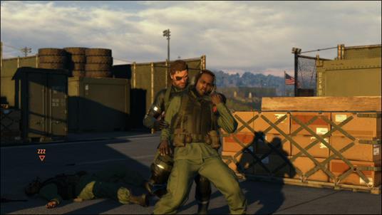 Metal Gear Solid V: Ground Zeroes - XONE - 6