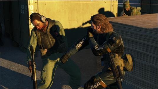 Metal Gear Solid V: Ground Zeroes - XONE - 7