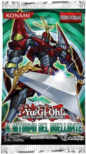 Yu-Gi-Oh! Il Ritorno del Duellante (busta singola) - 8