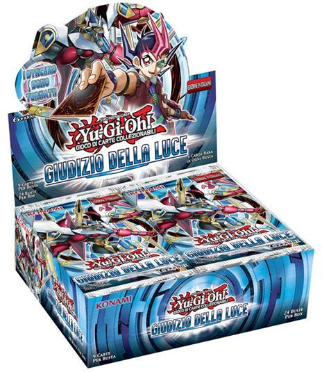 Yu-Gi-Oh! Giudizio della Luce Busta - 17