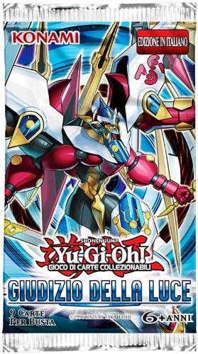 Yu-Gi-Oh! Giudizio della Luce Busta - 10