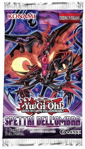Yu-Gi-Oh!. Spettri dell'ombra (busta singola)