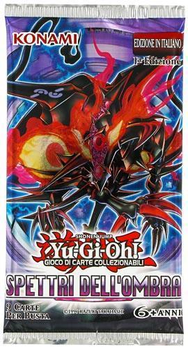 Yu-Gi-Oh!. Spettri dell'ombra (busta singola) - 12