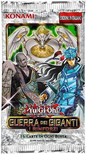 Yu-Gi-Oh! Busta 16 carte Mega Pack. Guerra dei giganti: i rinforzi - ITA - 9