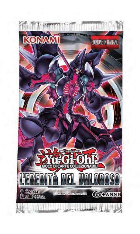 Yu-Gi-Oh! Eredita' del Valoroso Busta - 15