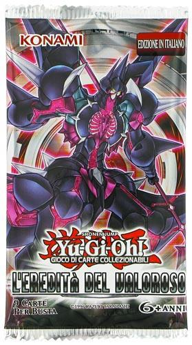 Yu-Gi-Oh! Eredita' del Valoroso Busta - 9