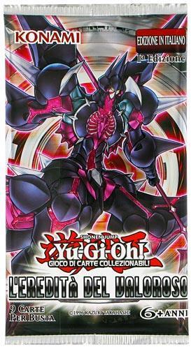 Yu-Gi-Oh! Eredita' del Valoroso Busta - 8