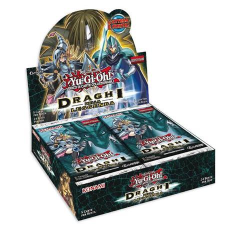 Yu-Gi-Oh! Busta 9 carte L'eredità del valoroso. Espansione - ITA - 3