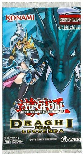 Yu-Gi-Oh! Busta 9 carte L'eredità del valoroso. Espansione - ITA