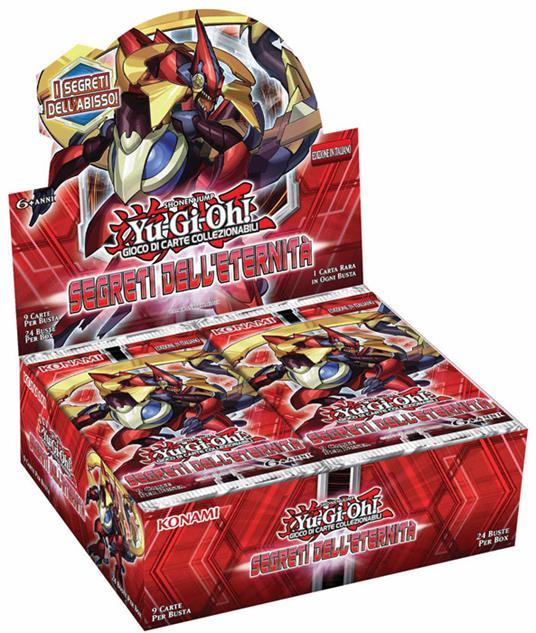 Yu-Gi-Oh! Busta 9 carte Segreti dell'eternità. Espansione - ITA - 3
