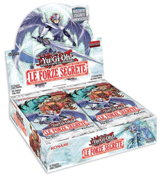 Yu-Gi-Oh! Busta 5 carte Forze segrete. Espansione - ITA - 12