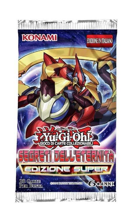 Yu-Gi-Oh! Segreti Eternita' Ed. Super