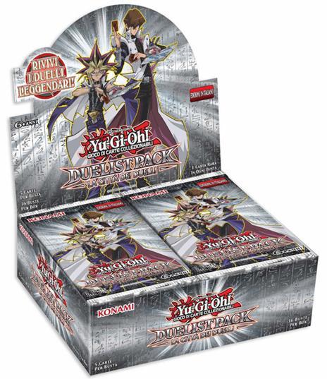 Yu-Gi-Oh! Busta 5 carte Duelist Pack Città dei Duelli - ITA - 10