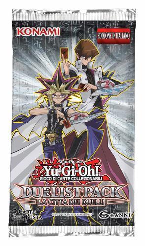 Yu-Gi-Oh! Busta 5 carte Duelist Pack Città dei Duelli - ITA