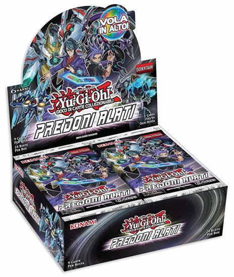 Yu-Gi-Oh! Busta 9 carte Predoni alati. Espansione - ITA - 3