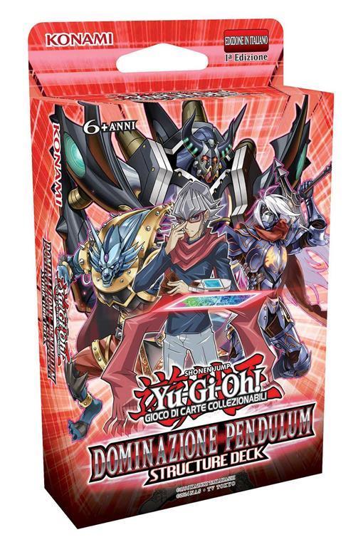 Yu-Gi-Oh! Mazzo Structure Deck Dominazione Pendulum - 2