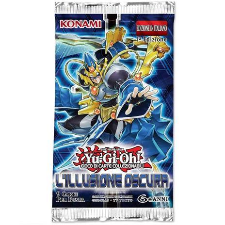 Yu-Gi-Oh! Bustina L'Illusione Oscura - 2