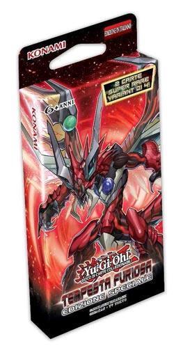 Yu-Gi-Oh! Bustina Tempesta Furiosa Edizione Speciale - 3