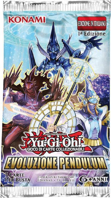 Yu-Gi-Oh! Evoluzione Pendulum Buste