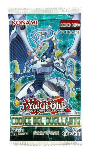 Yu-Gi-Oh! Codice del Duellante Busta - 6