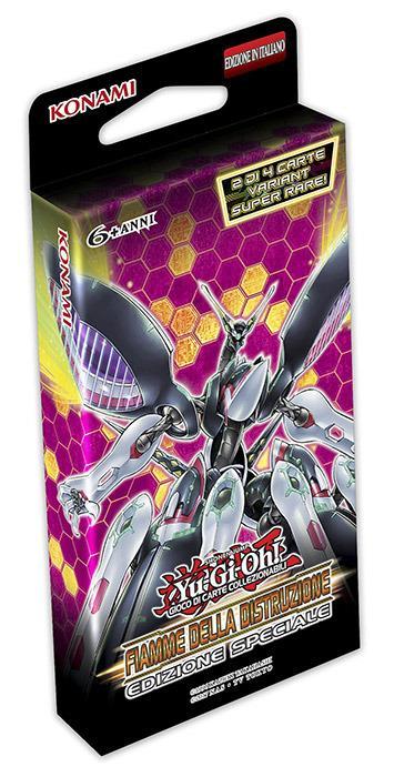 Yu-Gi-Oh! Fiamme della Distruzione Sp.Ed