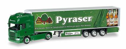 Scania R Tl K.Sz. Spedition Brunner / Pyraser Brauerei