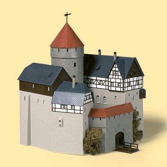Auhagen 12 263 H0, TT, N Castello Lauterstein